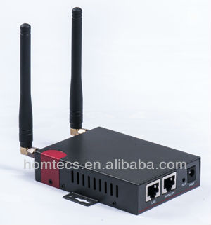 H20series Industrial Grade Mini Wireless GSM Remote Control 1lan bus router