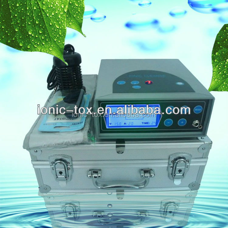 Foot spa machine Type and Rehabilitation Therapy Supplies Properties electric detox machine
