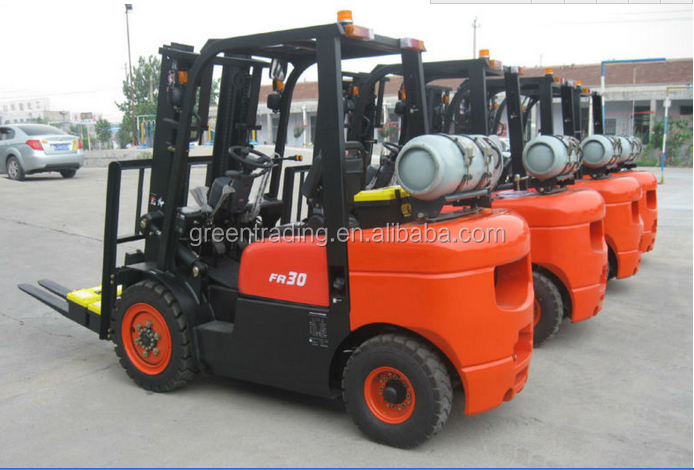 diesel , LPG , gasoline , electric forklift , industrial trucks