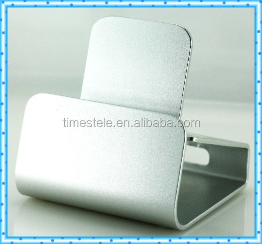 New iDock 3 Silver Aluminium Cell Phone Holder