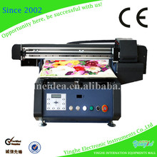 Best service high speed wood floor skirting uv printer