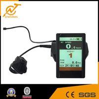 Electric bicycle 8FUN BAFANG NEW COLORFUL LCD 850C DPC-14 display