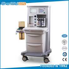 Wholesale hospital surgical LCD screen anesthesia machine with ventilator