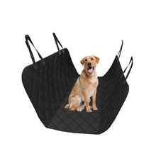 Practical Hammock Waterproof Pet Car Seat Cover,Car Pet Seat Cover For Playing Outside,Dog Car Seat Cover