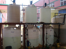 Rotomolding water filter container,water tank, made of PE