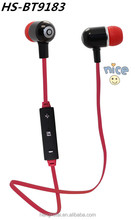Wireless Mini Sports In-ear Stereo Bluetooth Earphones/Earbuds with factory price