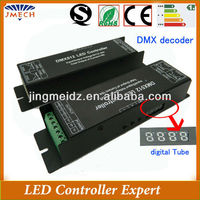 2014 Newly 4 channel dmx controller RGBW