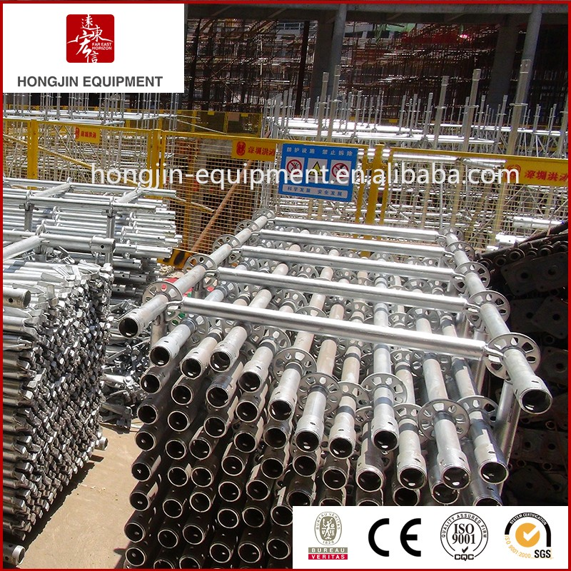 China With High Quality Easy Install Scaffolding Ringlock System