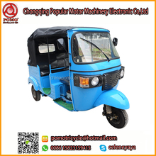 Popular Hot Sale China YANSUMI Trike Roadster, Rusi Three Wheel Motorcycle, Ice Cream Tricycle