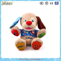 Jollybaby Newest Plush Music And Electronic Puppy