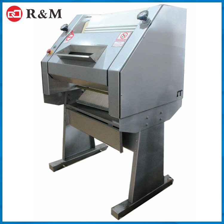 Heavy duty French roll moulder machine efficient baguette moulder for sale