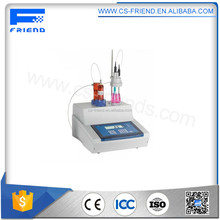 Total Acid Number Tester, Potentiometric Titration Method, Transformer Oil Testing Equipment