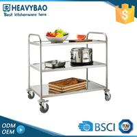 Samples Are Available Stainless Steel Knocked-down Hand Furniture Moving Parts General Purpose Trolley