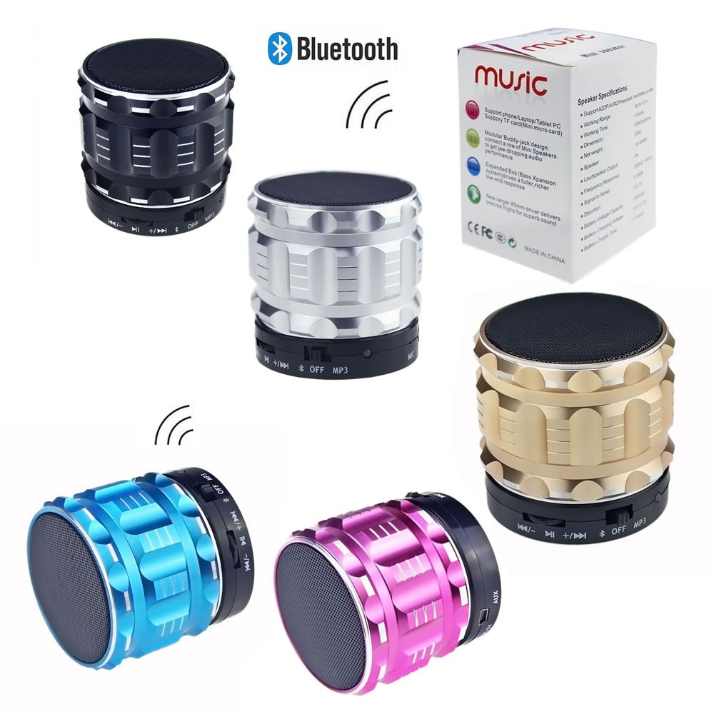 best selling hot chinese products metal usb micro bt speaker