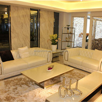 2015 Luxury Dubai Living Room Sofa