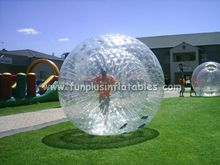 Amazing Sale ! inflatable popular zorb ball with big discount F7017