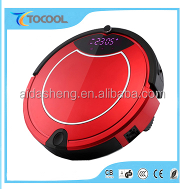 New style low price dry and wet robot vacuum <strong>cleaner</strong> with touch screen