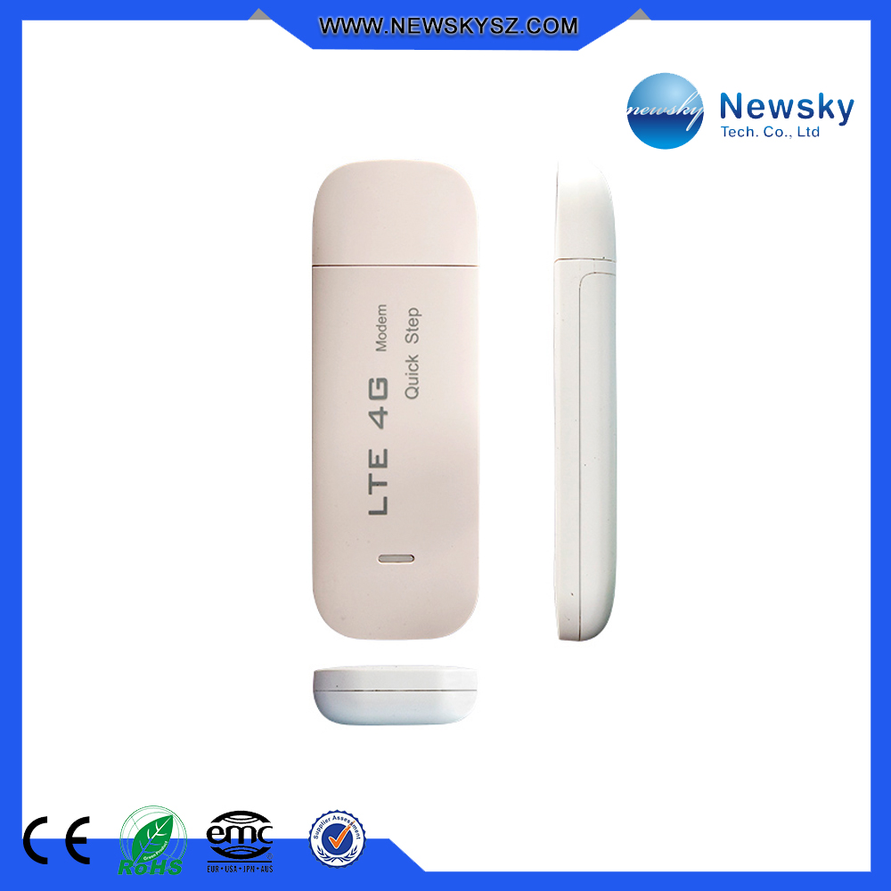 High quality 100Mbps 4G LTE FDD/WCDMA/EDGE/GPRS dongle