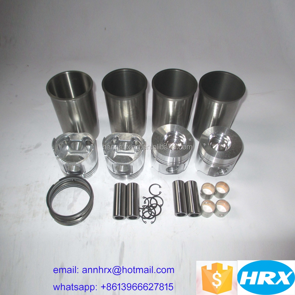 For CUMMINS NH220 engine part of piston&ring&cylinder liner&connecting rod bushing