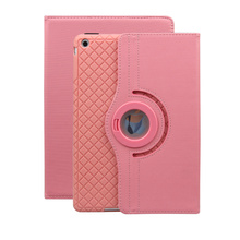 PU Leather 360 Rotating Folding Stand Case Cover for iPad Mini 123