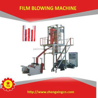 second hand film blown machine for car seat cover