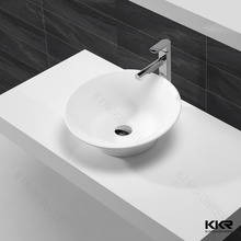 Small Size Wash Basin Overflow Cover Counter Top Sink