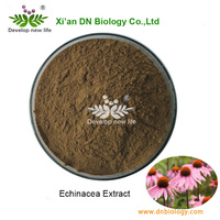 Chinese medicinal herb extract echinacea purpurea raw powder