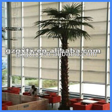 Hot Sale Indoor or Outdoor Artificial Date Palm Tree as decorations in hotel