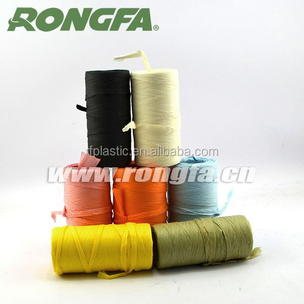 craft colored raffia paper rope