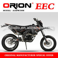 China Apollo Orion EEC On Road DIRT BIKE 250CC Motard Motorcyle (A36BW250M New 17/17)
