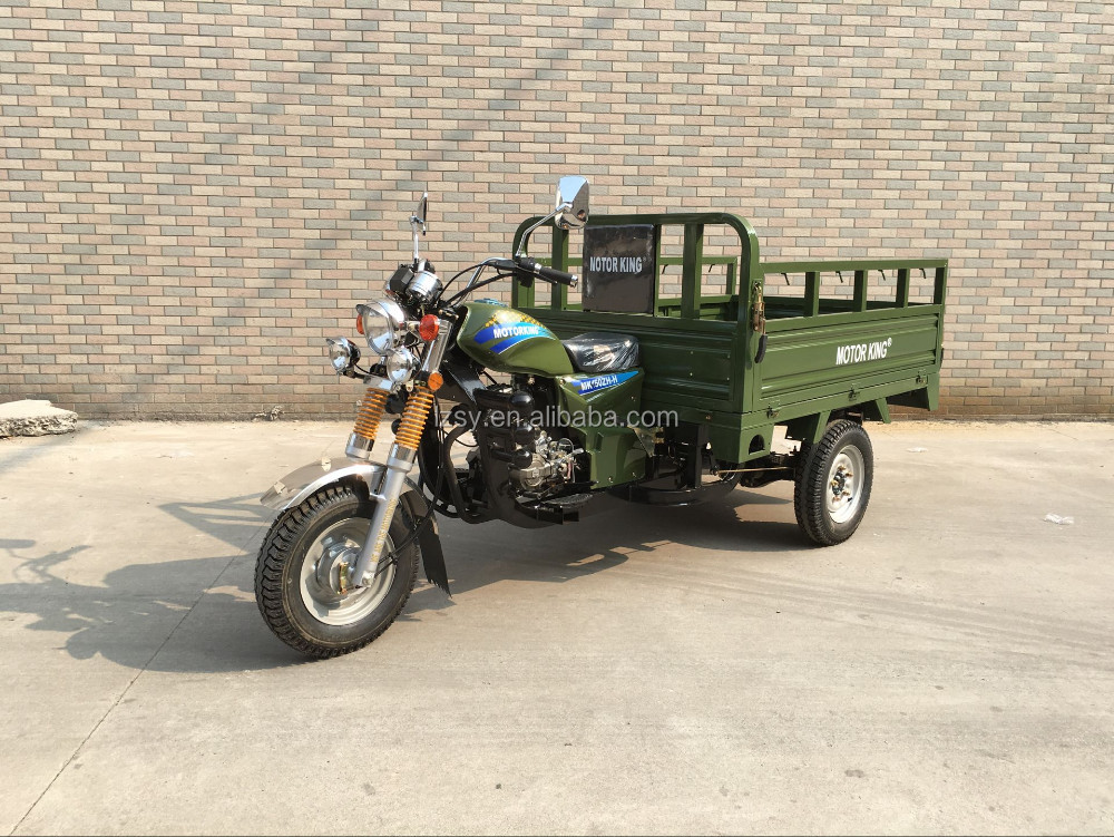 WUXI hot three wheel motor tricycle for cargo with hydraulic lifter winther tricycle