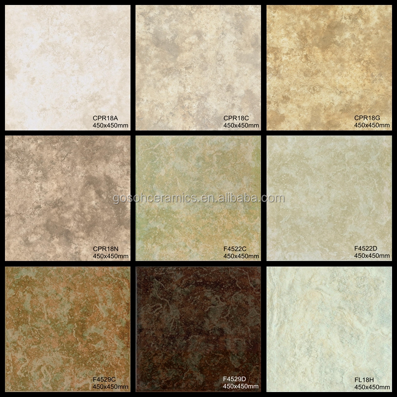 18x18 Dust Resistance Dining Room Tile, Anti Skid Shower Room Tile, Heat Insulation Terrace Tile