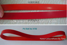 ATM film belt / PU belt for NCR ATM