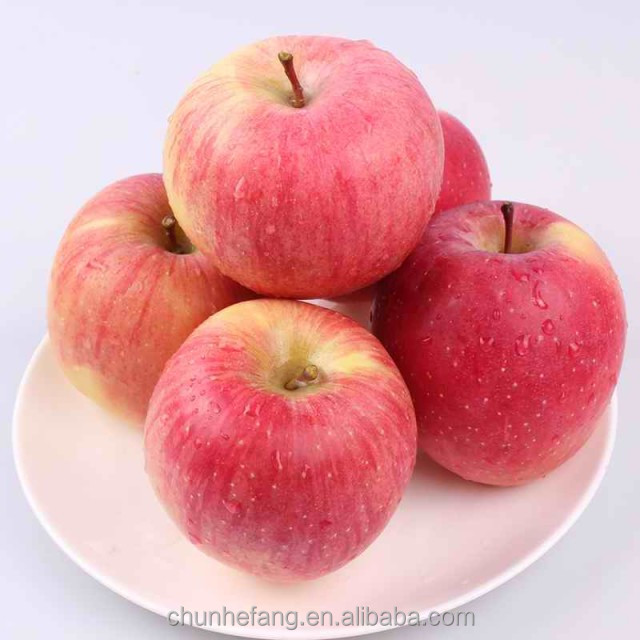 2016 Hot Sale Shaan'xi Crisp & Sweet Fresh Fuji Apples From China