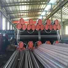 A333 GR.6 Hot rolled alloy steel seamless steel pipes and tubes