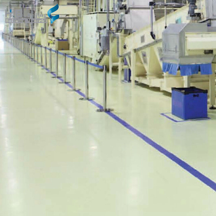 Chinese suppliers sell high-quality durable epoxy cover varnish floor paint