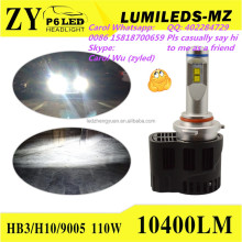 Maximum Bright Best HB3 9005 led h11 car led lighting wholesale headlight automobile accessories