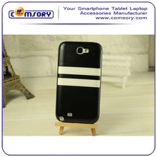 Soft Leather Skin Phone Case Cover For Samsung Galaxy Note II Paypal Acceptable