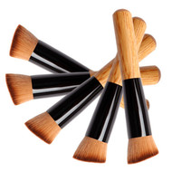 Wholesale high quality synthetic hair concealer blush foundation brush