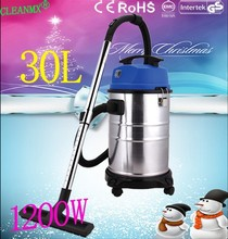 industrial rechargeable portable wet and dry 1200w cyclonic bagless vacuum cleaner low price