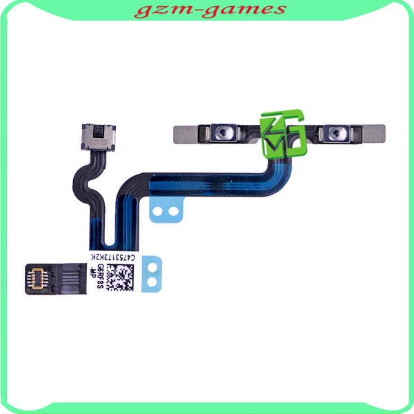 Wholesale OEM Power Mute Volume Button Switch Flex Cable For iPhone 6S Plus 5.5""