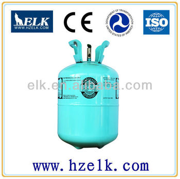 R134A Refrigerant Gas with colorless appearance