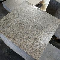 Abrasion Resistant Natural Stone Granite Tile