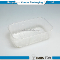Cheap Wholesale clear plastic cube shaped box