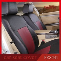 waterproof car seat covers top quality PU PVC leather AUTO seat cover for toyota land cruiser, universal car seat covers
