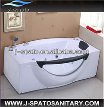 Hangzhou New Design China Italy Luxury New Invention 2013 Cheap Modern Furniture Corner Plastic Small Freestanding Tub Bathroom