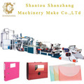 PET Plastic Extruder Plastic Film Making Machine