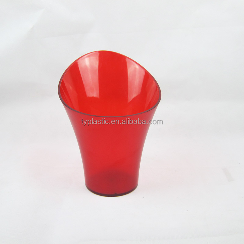 plastic champagne bucket ice bucket china