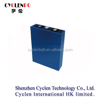 2000 cycle 3.2v 72ah lifepo4 battery pack for for e-vehicle
