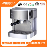 Top grade Antronic ATC-CM01 stainless steel thick coffee maker multi function 15 bar expresso coffee machine